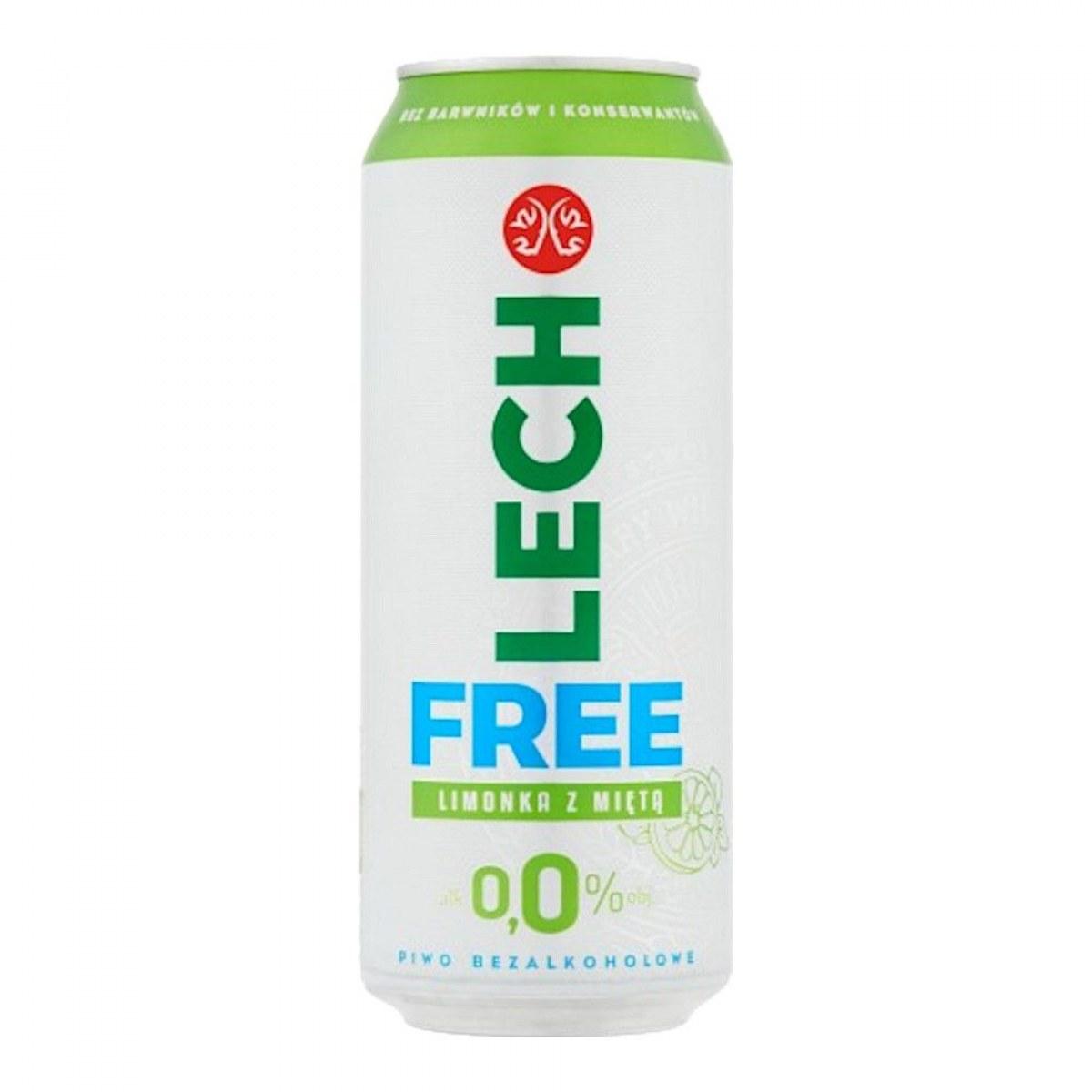 Piwo Lech Free