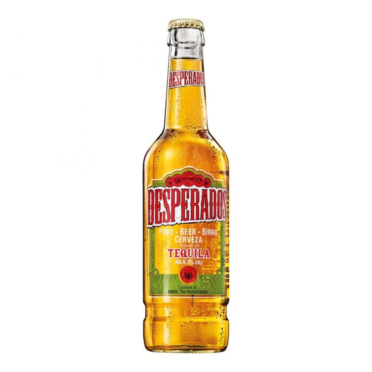 Piwo Desperados 0 4l Butelka Bezzwrotna Supermarket Stop Wadowice