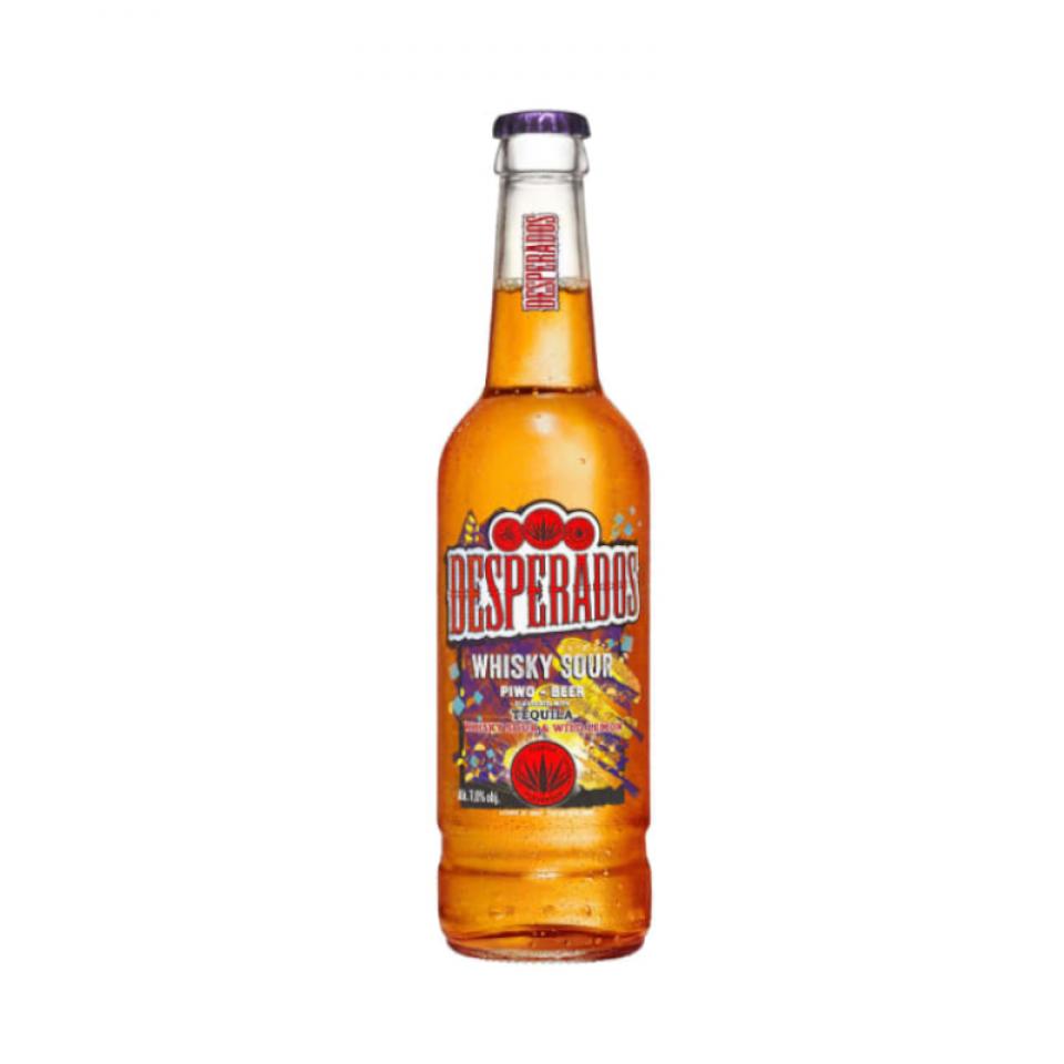Piwo Desperados B Z Whisky Sour 0 4l But Supermarket Stop Wadowice