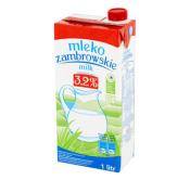 MLEKO ZAMBROWSKIE 3.2% 1L