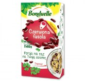 BONDUELLE PORCJA NA RAZ FASOLA CZERWONA 2 x 80G