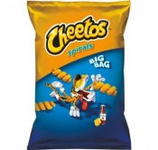 CHIPSY CHEETOS SPIRALS 80G