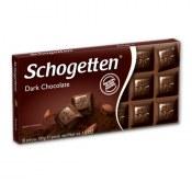 SCHOGETTEN CZEKOLADA DARK CHOCOLATE 100G