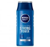 NIVEA SZAMPON STRONG POWER 400ML