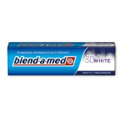 BLEND-A-MED 3D WHITE ARCTIC FRESHNESS 100ML