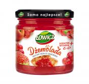 MS.ŁOWICZ DŻEMOLADA CZERWONA 200G