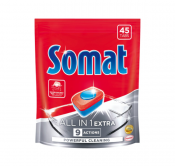 H. SOMAT TABLETKI DO ZMYWARKI ALL IN ONE EXTRA A45