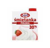MLEKOVITA ŚMIETANKA POLSKA UHT 30% 500ML