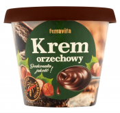 TERRAVITA KREM ORZECHOWY 230G