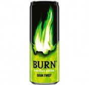 BURN 0.25L SOUR TWIST