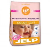 JELP PROSZEK DO PRANIA COLOR SOFT 1.12KG 14 PRAŃ
