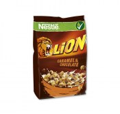 PŁATKI LION 250G