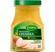 KAMIS MUSZTARDA 185G KREMSKA