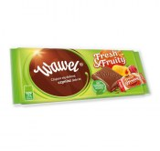 WAWEL CZEKOLADA FRESH & FRUITY 100G