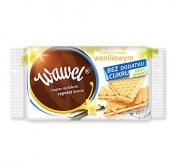 WAWEL WAFLE WANILIOWE BEZ DODATKU CUKRU 110G