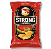 CHIPSY LAY'S STRONG CHILLI & LIME 210G
