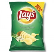 CHIPSY LAY'S GREEN ONION 215G
