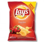 CHIPSY LAY'S PAPRIKA 215G