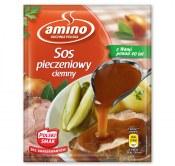 AMINO SOS PIECZENIOWY CIEMNY 42G