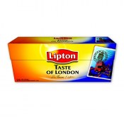HERBATA LIPTON TASTE OF LONDON 25 TOREBEK