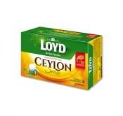 HERBATA LOYD CEYLON 100G 75 TOREBEK