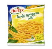 HORTEX FASOLKA SZPARAGOWA ŻÓŁTA 450G