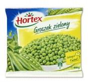 HORTEX GROSZEK ZIELONY 450G