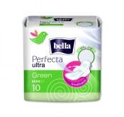 BELLA PODPASKI PERFECTA ULTRA GREEN 10 SZTUK