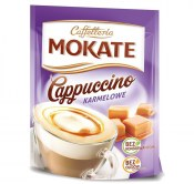 MOKATE CAPPUCCINO KARMELOWE 110G