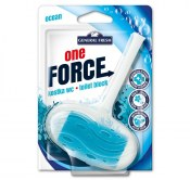 GENERAL FRESH KOSTKA WC ONE FORCE OCEAN 40G KOSZYK