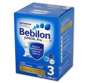 MLEKO BEBILON JUNIOR Z PRONUTRA+ 1200G