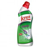 KRET ŻEL DO WC CLASSIC 7W1 750ML