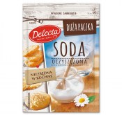 DELECTA SODA OCZYSZCZONA 100G