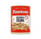 DAWTONA SOCZEWICA ZIELONA 400G