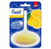 BRAIT ZAWIESZKA DO WC EXTRA POWER LEMON 40G