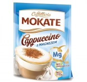 MOKATE CAPPUCCINO Z MAGNEZEM 110G