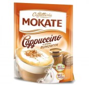 MOKATE CAPPUCCINO RUMOWE 110G