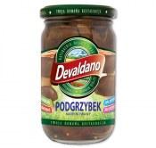 DEVALDANO PODGRZYBEK MARYNOWANY 280G