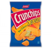 CHIPSY CRUNCHIPS X-CUT SER CEBULA 140G