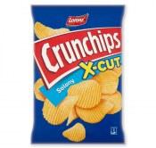 CHIPSY CRUNCHIPS X-CUT SOLONY 140G