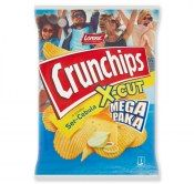 CHIPSY CRUNCHIPS X-CUT SER CEBULA 225G