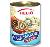 HELIO MASA MAKOWA Z BAKALIAMI 850G