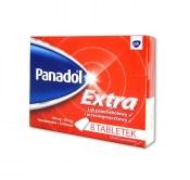 LEK PANADOL EXTRA 8 TABLETEK