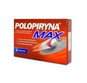 LEK POLOPIRYNA MAX 6 TABLETEK