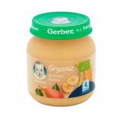 GERBER DESER 190G GRUSZKA BANAN