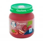 GERBER DESER 190G JABŁKO BURAK