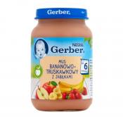 GERBER DESER MUS 190G BANAN TRUSKAWKA JABŁKO