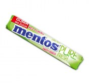 MENTOS PURE FRESH LIME MINT 15.5G