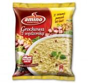 AMINO ZUPA GROCHOWA Z WĘDZONKĄ 65G