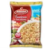 AMINO ZUPA FASOLOWA Z BOCZKIEM 63G